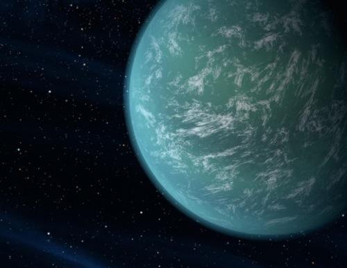 Kepler 22b | Joan of Art's Ship of Imagination
