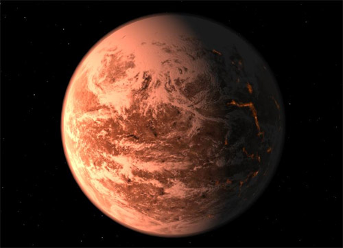 Gliese 581c | Joan of Art's Ship of Imagination
