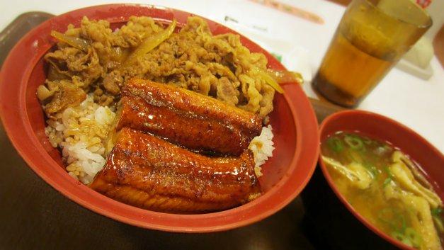 Eel food japan
