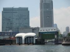 water bus tokyo cruise